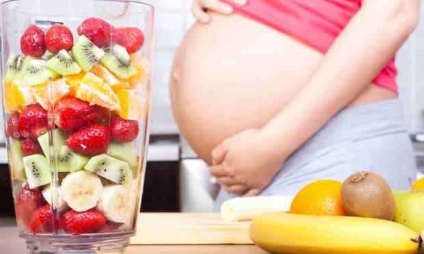 Hamilelikte Anne Nasıl Beslenmeli